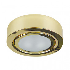 003352 Светильник MOBILED LED COB 3.5W 270LM 90G ЗОЛОТО 3000K (в комплекте)