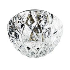004334 Светильник FASETA G9 ХРОМ/ПРОЗРАЧНЫЙ (в комплекте)