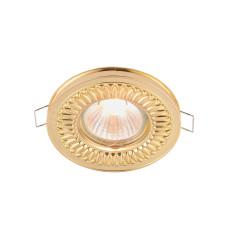 Встраиваемый светильник Maytoni DL301-2-01-G
