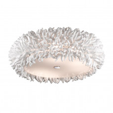 2755/6C CLASSIC ODL15 338 хром/декор пластик/стекло Люстра потолочная E27 6*20W 220V ESMA