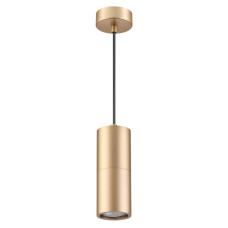3828/1 HIGHTECH ODL20 204 золотистый/металл Подвесной светильник GU10 50W DUETTA