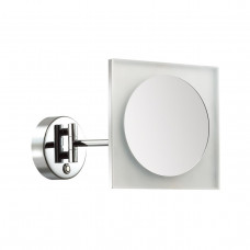 4679/6WL DROPS ODL20 648 хром/белый Светильник-зеркало IP44 LED 3000K 6W 220V MIRROR