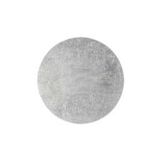 3562/9WL HIGHTECH ODL18 169 серебр.фольг-ние Настен.светильник IP20 LED 3000K 9W 504Лм 220V LUNARIO