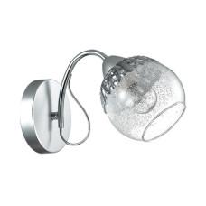 3020/1W COMFI LN16 162 хром/стекло/метал. декор Бра E14 60W 220V NEVETTE