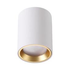 4206/1C HIGHTECH ODL20 188 белый/металл Потолочный светильник GU10 50W IP54 AQUANA