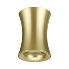 4226/1C HIGHTECH ODL21 103 золотист/металл Потолочный светильник IP44 GU10 50W ZETTA