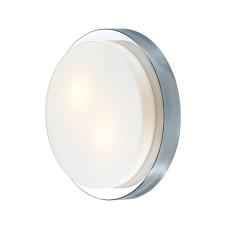 2746/2C DROPS ODL15 661 хром/стекло Н/п светильник IP44 E14 2*40W 220V HOLGER