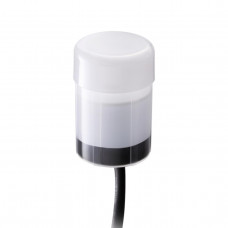 358180 STREET NT19 164 белый Ландшафтный светильник IP65 LED 4000K 3W 100-240V NOKTA