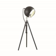 3383/1T CLASSIC ODL17 678 черный, хром Настольная лампа E27 40W 220V ESEO