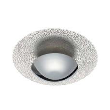 3560/24L HIGHTECH ODL18 167 серебр. фольг-ние Н/п светильник IP20 LED 3000K 24W 1920Лм 220V LUNARIO