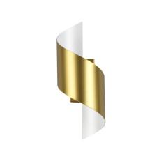 3544/5LW HIGHTECH ODL18 155 золотистый Настенный светильник IP20 LED 3000K 5W 400Лм 220V BOCCOLO