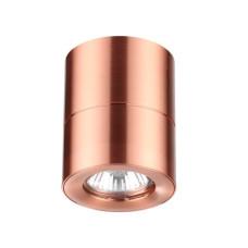 3586/1C MODERN ODL18 199 матов.медный Потолочн.накладной светильник IP20 GU10 1*50W 220V COPPERIUM