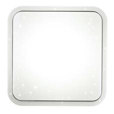 2014/E SN 097 Светильник пластик LED 72Вт 3000-6000K 500х500 IP43 пульт ДУ KVADRI