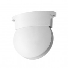 3917/9CL HIGHTECH ODL20 183 белый/металл Потолочный светильник LED 4000K 9W 220V IP64 ARROW