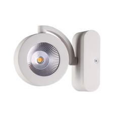 3493/10WL L-VISION ODL18 153 матовый белый Настенный светильник IP20 LED 3000K 10W 820Лм 220V PUMAVI
