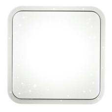 2014/F SN 097 Светильник пластик LED 90Вт 3200-4200-6200K 600х600 IP43 пульт ДУ KVADRI