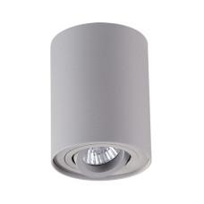 3831/1C MODERN ODL19 185 серый графитовый Накладной светильник GU10 1*50W 220V PILLARON