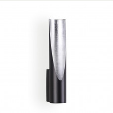 3816/8WS HIGHTECH ODL20 163 черный/серебр/металл Настенный светильник LED 3000K 6W 220V WHITNEY