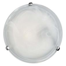 153/K хром SN 112 Светильник стекло E27 2*60Вт D300 DUNA