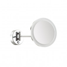 4678/6WL DROPS ODL20 648 хром/белый Светильник-зеркало IP44 LED 3000K 6W 220V MIRROR