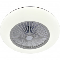 Люстра-вентилятор Mirafo TL1208X-72WH Toplight