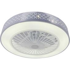 Люстра-вентилятор Verity TL1207X-72WH Toplight