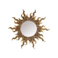 Зеркало АртДеко Солнце RF0602 AB