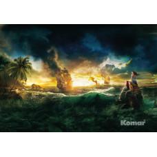 Komar 1-408 Pirates of the Caribbean