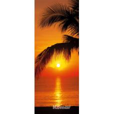 Komar 2-1255 Palmy Beach Sunrise