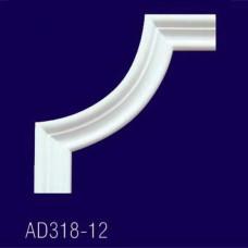 Перфект Угловой элемент AD318-12