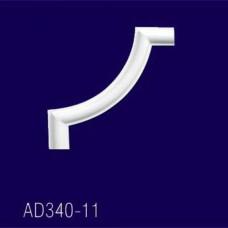 Перфект Угловой элемент AD340-11
