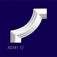 Перфект Угловой элемент AD341-12