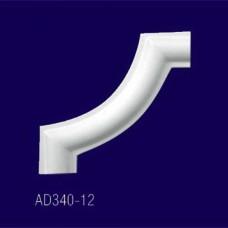 Перфект Угловой элемент AD340-12