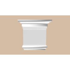 Dekomaster 92815-1R капитель для камина