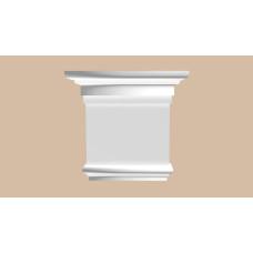 Dekomaster 92815-1L капитель для камина